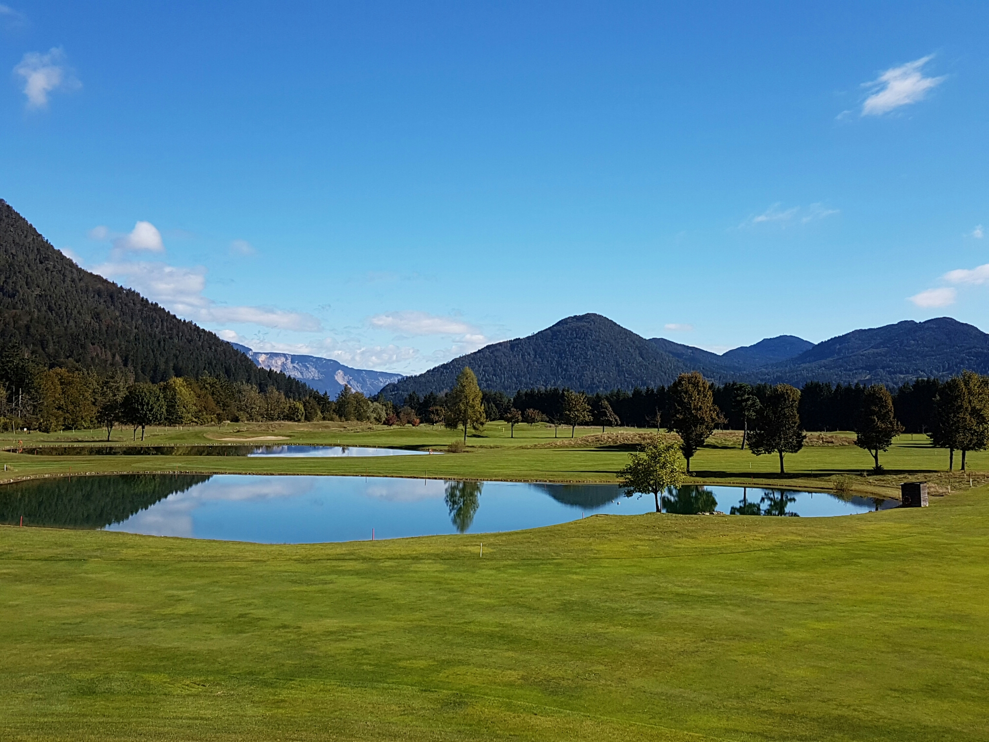 Unlimited Golf Package @ Golf Senza Confini Tarvisio